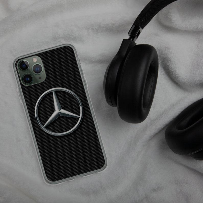 Чехол с значком Mercedes