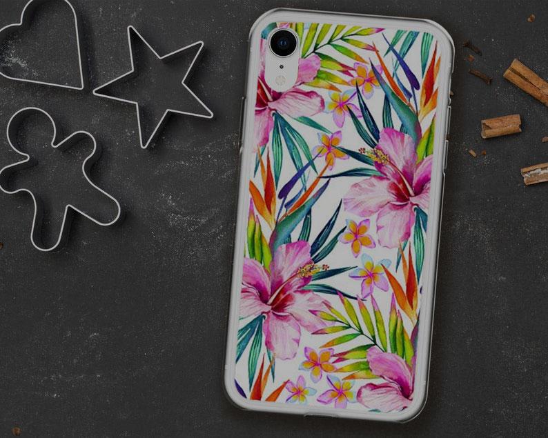 Выбрать и заказать чехол с цветами на нашем сайте - new.fotocase.by